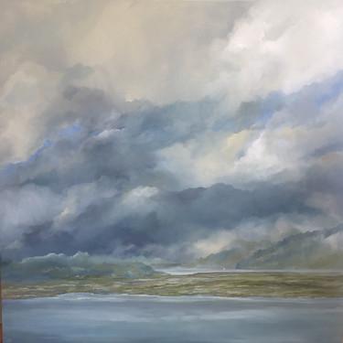 Storm Along the Shore