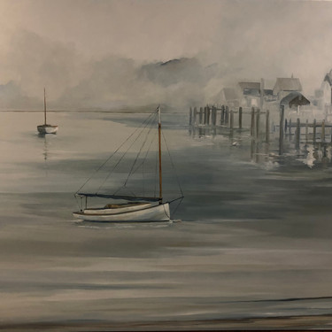 Harbor Fog, Nantucket