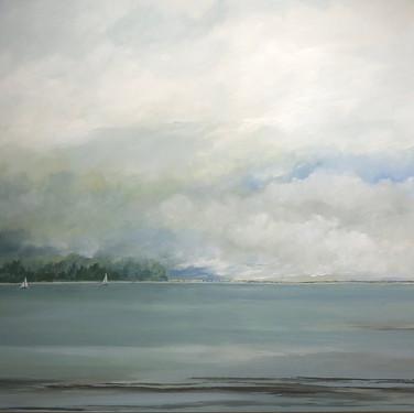 river sail