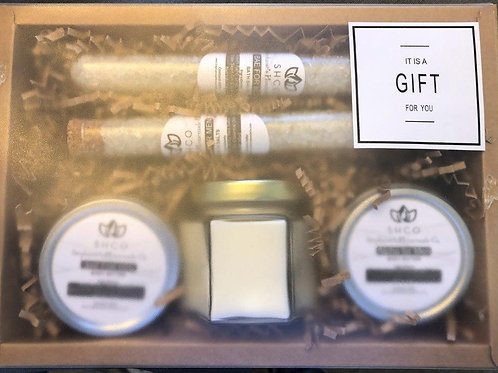 Gift Set w/candles