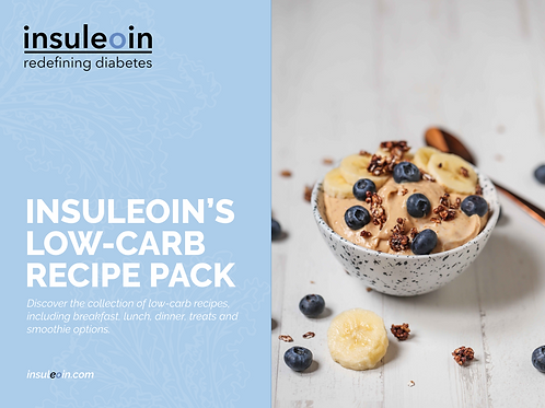 insuleoin's Low Carb Recipe Pack