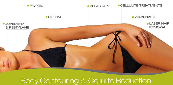 Renew Beauty Med Spa and Salon Body Conturing and Cellulite Reduction