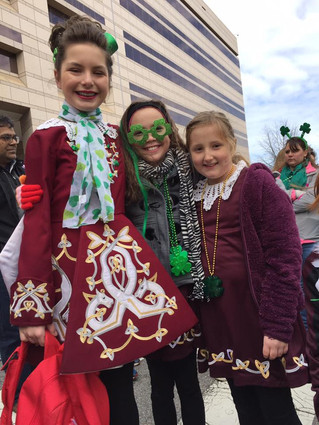 2017 Raleigh St. Patrick's Day Parade!