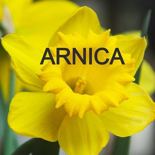 Arnica cream clears Bruises/Treats Osteoarthritis