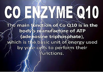 Co enzyme CQ 10