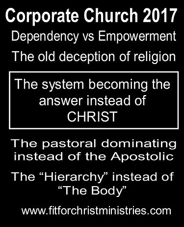 The System replacing CHRIST