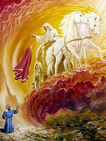 MERKABA FIERY CHARIOT OF GOD