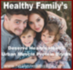 HealthyFamily's Deserve Optimum Nutrition