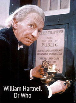 Dr.Who William Hartnell
