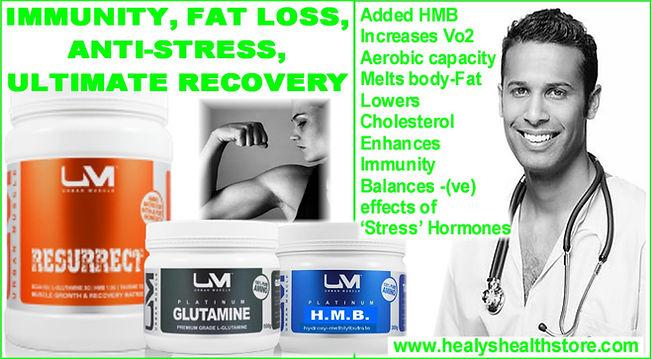 HMB-L-Glutamine-Reserrect