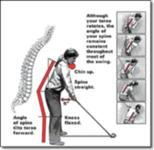 Golf Swing Biomechanics