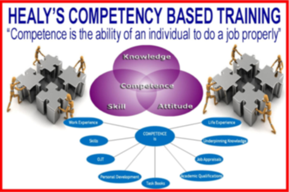 HEALYS COMPETENCY BASED TRAINING