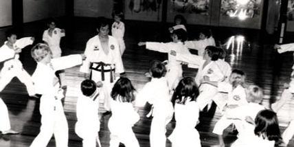 Grandmaster Yun Childrens Class