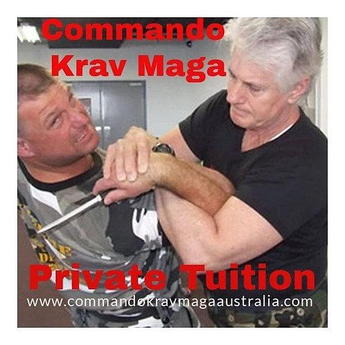 Commando Krav Maga Australia /Integrated combat