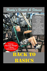 back to basics,weights training,free dvd, personal training,