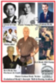 Graham Healy History