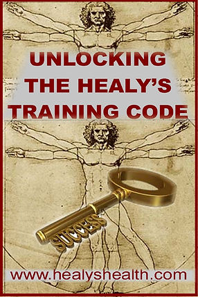 UNLOCKING THE HEALYS TRAINING CODE