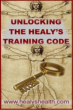 UNLOCKING THE HEALYS TRAINING CODE