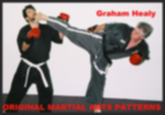 ORIGINAL MARTIAL ARTS PATTERNS