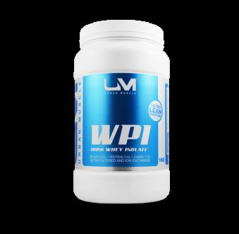100% WPI Whey Protein Isolate 1Kg
