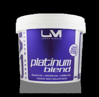 4 kg Platinum Blend