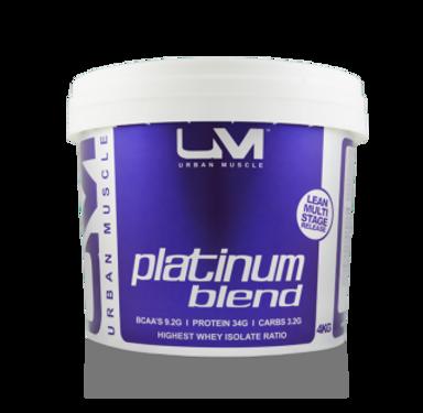 Healys Health Urban Muscle Platinum Blend Protein