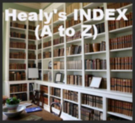 Healys Health Index (A to Z)