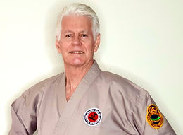 YJD Senior Instructor Graham Healy