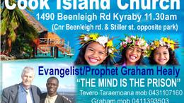 COOK ISLAND CHURCH SUN 16 NOV 14