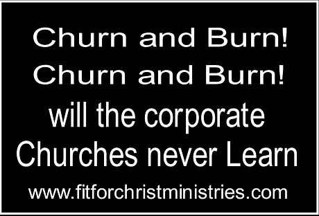 Churn and Burn You Never Learn