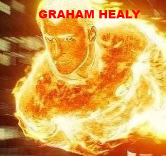 Time line of Graham Healy