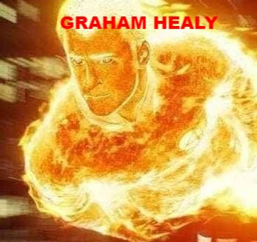 Graham Healy Prophecy by Veronika McKay