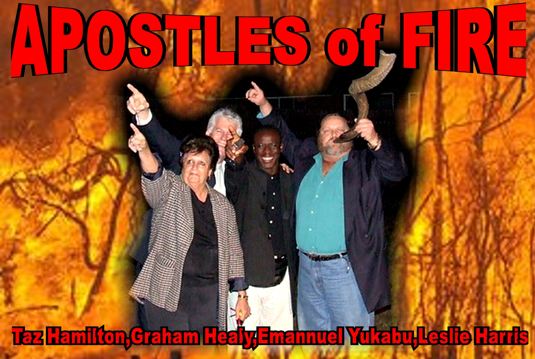 Apostles of FIRE