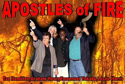 Apostles of fire Page
