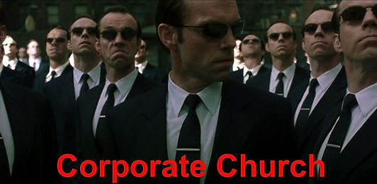 Corporate Church Clones & Control