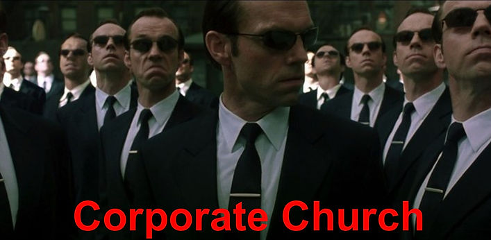 Corporate Church Clones & Control