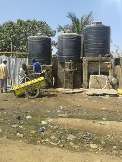 3 water tanks