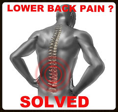 Lower Back Pain Solved