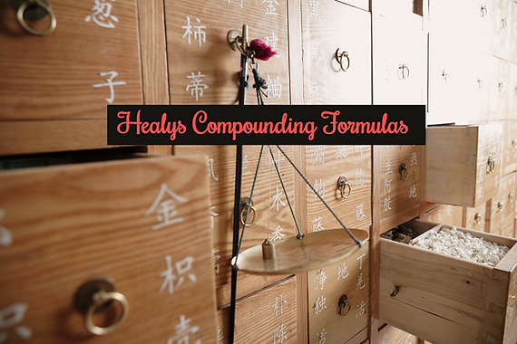Healys Compounded Formulas