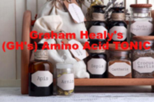 Graham's AMINO ACID TONICS