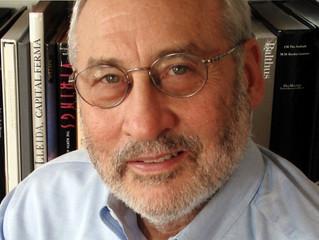 Professor Stiglitz (Nobel Laureate) Global ECONOMIST agrees with what Graham Healy says