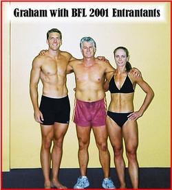 Micheal ,Graham Kristian