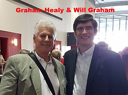 Graham Healy Will Graham (Billy Graham G