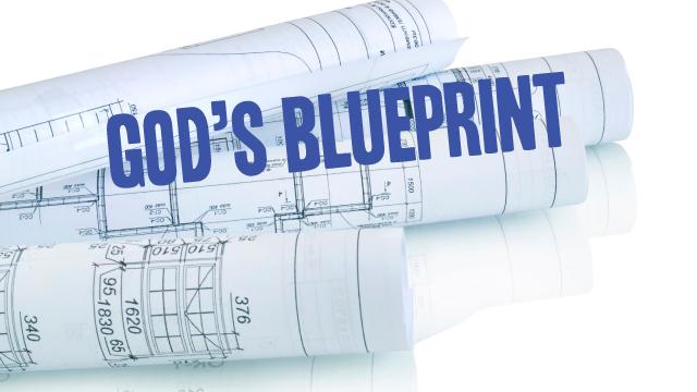 Gods Blue print