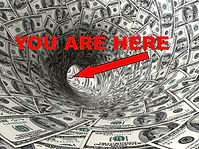 Debt Slave You are Here