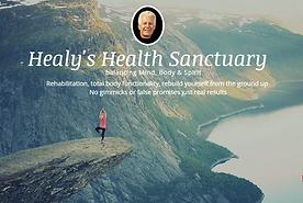 Healys Health sanctuary