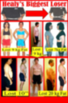 Biggest Loser 12 week transform