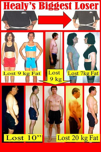 Biggest Loser 12 week transform