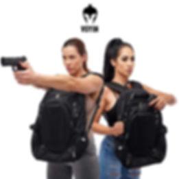 Bullet Proof Back Pack