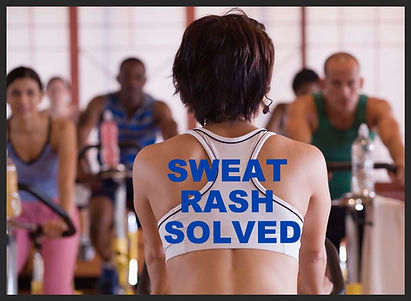 Sweat Rash Solved